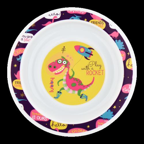 Тарелка на присоске