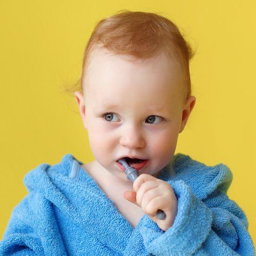 Щетки зубные с ограничителем